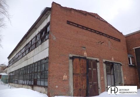 Продам производственное помещение с жд путями в Ижевске - Фото 3