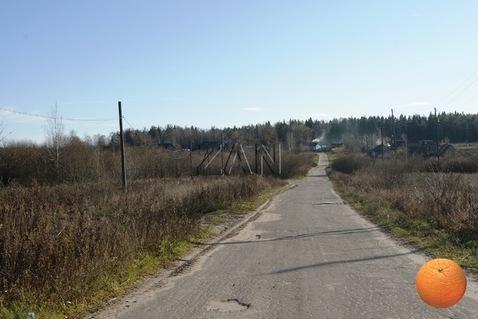 Продается участок, Горьковское шоссе, 240 км от МКАД - Фото 1