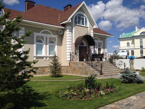 Коттедж в Центральном р. п. Сосновка, на берегу Шершней - Фото 2