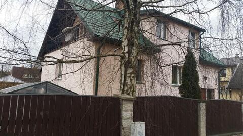 265 000 €, Продажа дома, Slpotju iela, Продажа домов и коттеджей Рига, Латвия, ID объекта - 502457037 - Фото 1