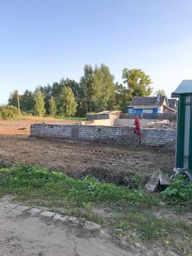 Продам земельный участок с фундаментом по ул. 1-я Транспортная (Бургор - Фото 1
