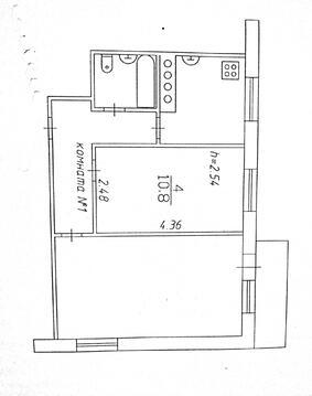 Комната ул.Кулахметова 4
