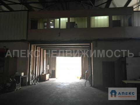 Продажа помещения пл. 3240 м2 под склад, производство, Домодедово . - Фото 5