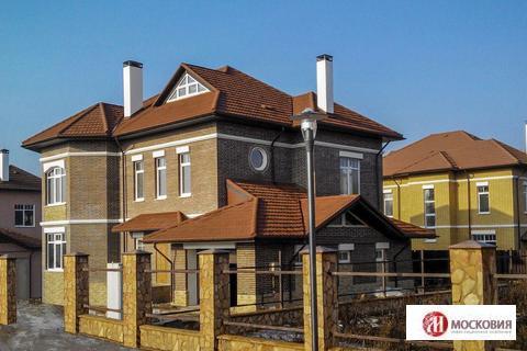 Дом 360 кв.м. в Новой Москве, 33 км по Калужскому/Варшавскому шоссе - Фото 1