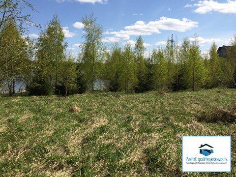 Участок с вековыми деревьями на первой линии водохранилища - Фото 3
