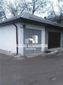 Продается гараж по ул.Суворова, р-он Центр (ном. объекта: 13818), Продажа гаражей в Нальчике, ID объекта - 400038138 - Фото 1