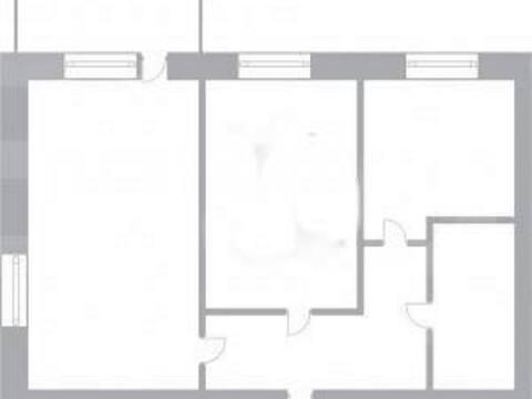 Продажа двухкомнатной квартиры на улице Тольятти, 31 в Новокузнецке, Купить квартиру в Новокузнецке по недорогой цене, ID объекта - 319828415 - Фото 1