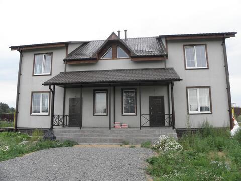 Танхаус на две квартиры. 5км от Вологды - Фото 1