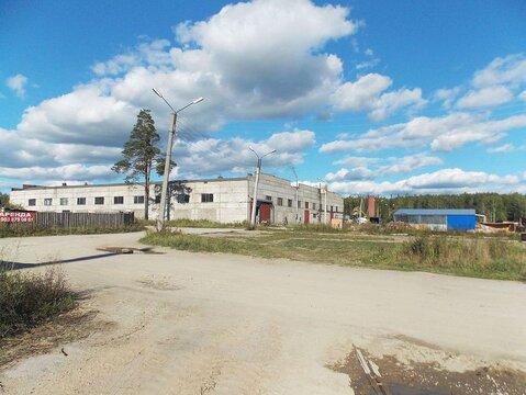 Производственная база на участке 7,3 Га в промзоне Иваново - Фото 1