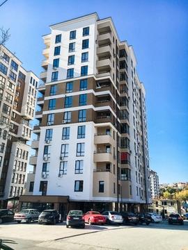 Двухкомнатная квартира 43кв.м с ремонтом на ул. Волжской, Продажа квартир в Сочи, ID объекта - 322555959 - Фото 1