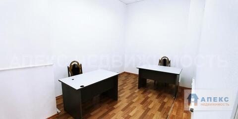 Аренда офиса 40 м2 м. Автозаводская в бизнес-центре класса В в . - Фото 4