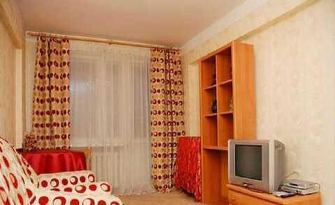 Квартира посуточно метро пл.Маркса, Квартиры посуточно в Новосибирске, ID объекта - 301293559 - Фото 1