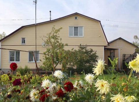 Часть дома 120м2 ул.Плещеевская - Фото 1