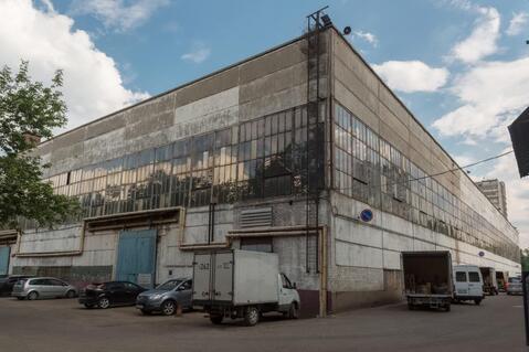 Продажа производственно-складского здания 11 300 м2 в ЮВАО Подъемная 1 - Фото 1