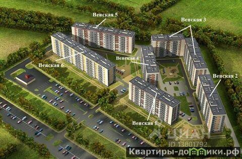 Продажа квартиры, Борисовичи, Псковский район, Улица Венская - Фото 1