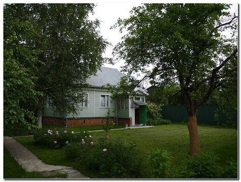Дом из бревна в деревне Анкудиново ! Есть прописка, Моск - Фото 3