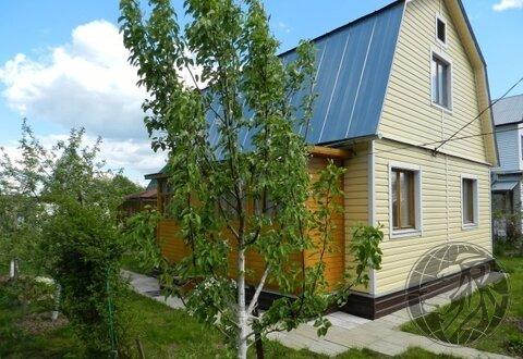 Дом на участке 5 соток г. Подольск, СНТ Монтажник - Фото 3