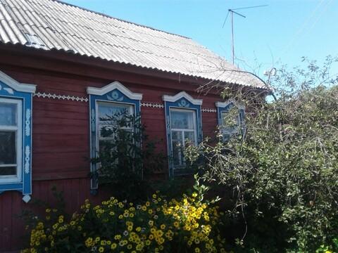 Продается дом г Тамбов, ул Колхозная, д 100 - Фото 1