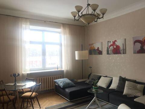 Сдам 3-комнатную квартиру Фрунзенская - Фото 4