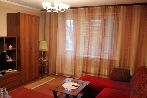 Квартира с мебелью и техникой у метро Алтуфьево, Абрамцевская ул. - Фото 1