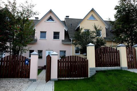Продается 3-х уровневая квартира в таунхаусе г. Кольчугино - Фото 1