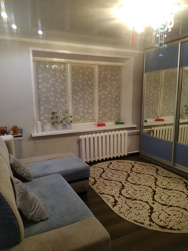 Борский район, Бор г, Луначарского ул, д.12а, 3-комнатная квартира . - Фото 2
