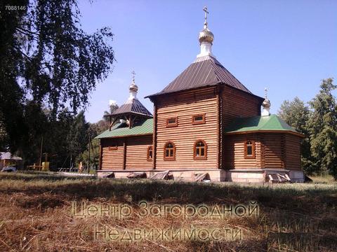 Участок, Каширское ш, Новорязанское ш, 42 км от МКАД, Хлыново д. . - Фото 3