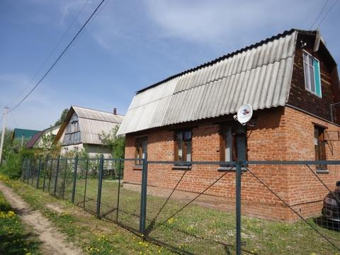 Кирпичная дача близ г.Малоярославец - Фото 4