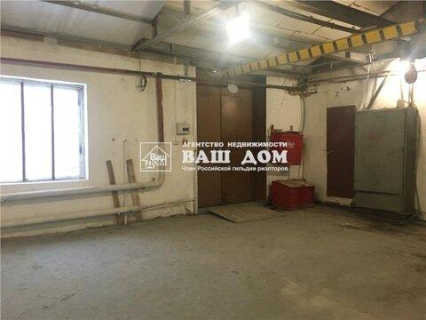Складское помещение по адресу г.Тула, ул.Скуратовская д.108, площадь . - Фото 5