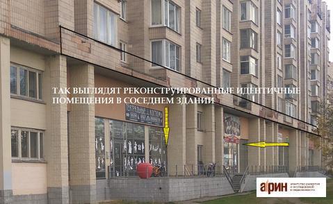 Аренда торгового помещения, м. Приморская, Ул. Наличная - Фото 3