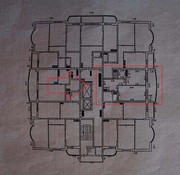 В Продаже Крупногабаритная Однокомнатная Квартира с ремонтом. - Фото 3