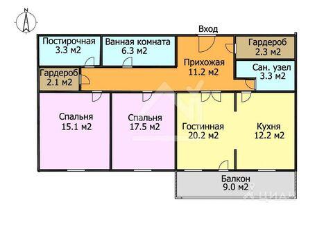 Аренда квартиры, м. Пролетарская, 4-й Крутицкий переулок - Фото 2