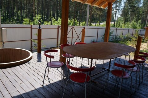 Двухэтажный коттедж с финской купелью в пос. Керро - Фото 2