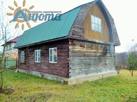 Продается дом на территории заповедника «Барсуки» Жуковского района. - Фото 2