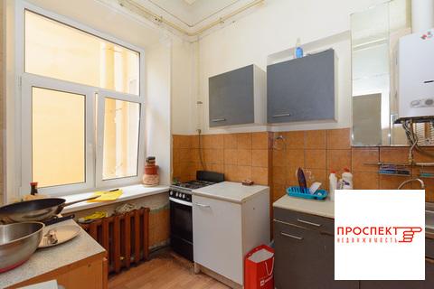 Продам комнату 11,6 кв.м в малонаселенной 4-к. квартире на Блохина, 3 - Фото 4