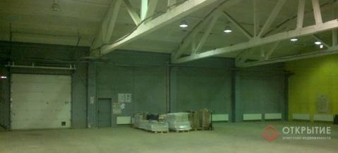 Торговое (складское) помещение, 1000кв.м - Фото 2