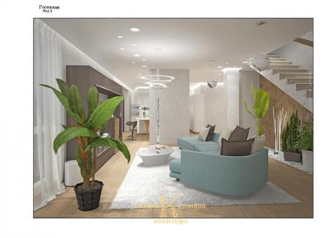 Элитная квартира в Анапе на берегу моря - Фото 4