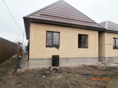 Дом 90м2 в районе Эпдрома - Фото 1