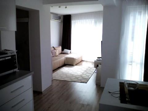 Элитная квартира-студия 56 кв.м. в г. Поморие, Болгария - Фото 1