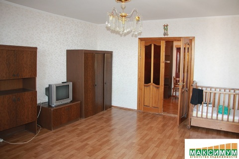 2 комнатная квартира в Домодедово. ул. Подольский проезд, д.14 - Фото 3