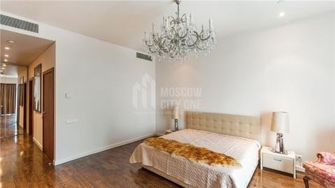 220 м2 Двуспаленный апартамент в Городе Столиц Башня Москва 27 этаж - Фото 3