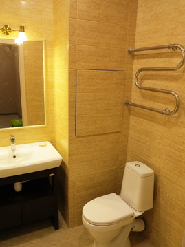 1-комнатная квартира 38.2 кв.м, с евро ремонтом. - Фото 3