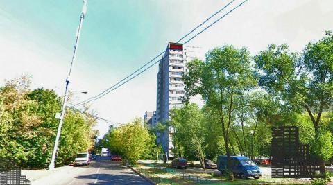 Квартира в Перово, метро Шоссе Энтузиастов, ВАО - Фото 1