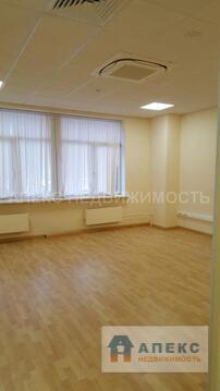 Аренда офиса 211 м2 м. Новые Черемушки в бизнес-центре класса В в . - Фото 4