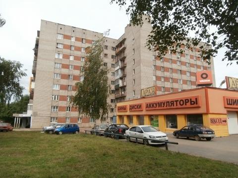 Продам комнату 17кв.м. в общ.бл.типа г.Ижевск, ул.Ворошилова,1а - Фото 2