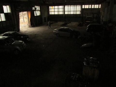 Автобокс с ямами и тельфером рядом с Окружной дорогой на охраняемой . - Фото 2