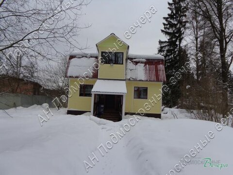 Калужское ш. 32 км от МКАД, Шишкин Лес, Дом 100 кв. м - Фото 1