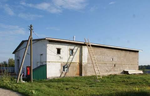 Производство 700 кв.м деревня Городково - Фото 4