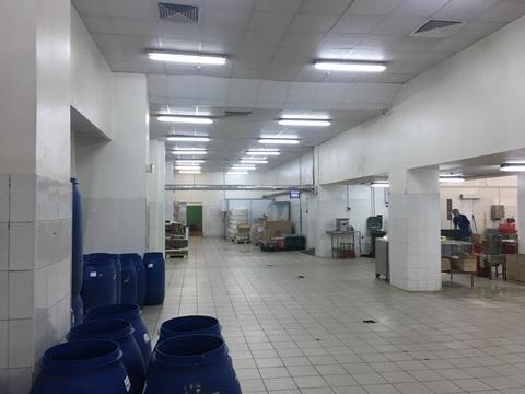 Аренда 8300 кв пищевое производство - Фото 2