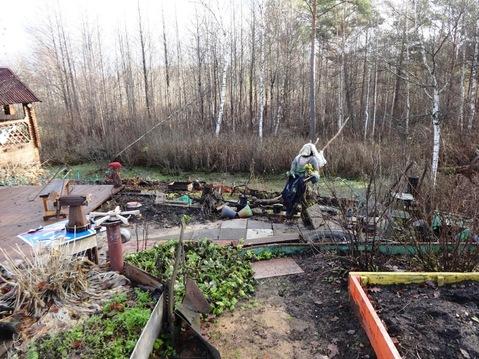 Дача с печкой, баней, дизайном участка - Фото 4